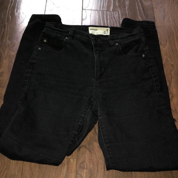 🌵 (4\$15)garage jeans